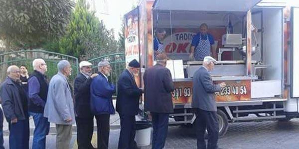 İzmir lokma ustası