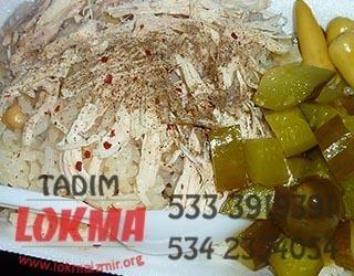 pilav dağıtımı İzmir